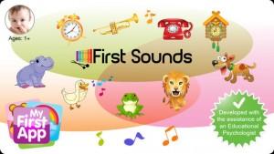 first sounds ipad app