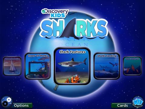 Discovery Kids Sharks App