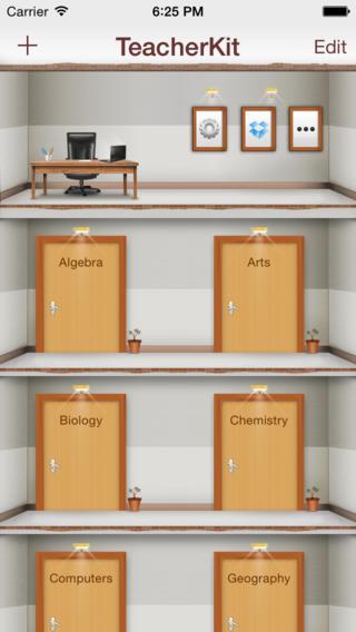 Teacher Kit iPad App