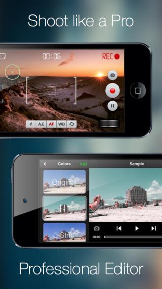 Videon App for iPad