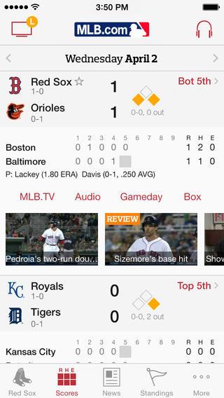 MLB App