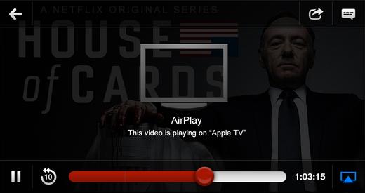 Netflix TV App