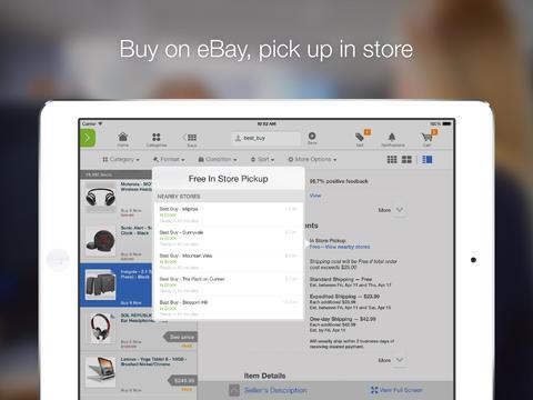Ebay For Ipad Cool Ipad Apps