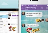 Viber iPad App