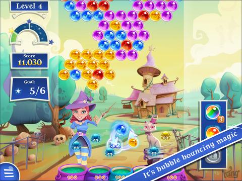 Bubble Whitch 2 Saga