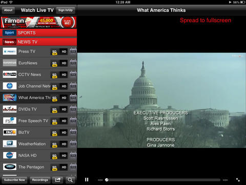 iPad Movies