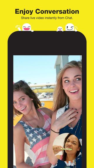 Snapchat iPad