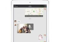 WeChat iPad App