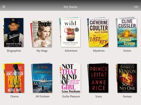 Nook iPad App
