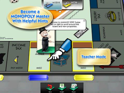 iPad Monopoly