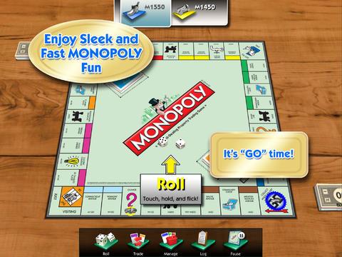 Monopoly iPad